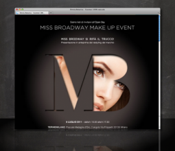 Miss Broadway meets bloggers
